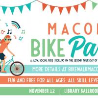 Macon Bike Party: Turkey Trail