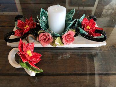 Ceramic Flowers Workshop