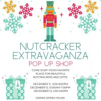 Nutcracker of Middle Georgia Pop-Up Shop