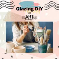 Glazing DIY at stARTup Studios