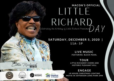 Little Richard Day Festival