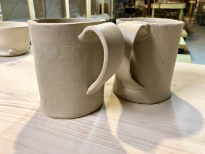 Make a Mug Workshop