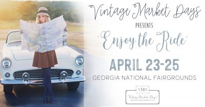 "Vintage Market Days™ presents ""Enjoy the Ride"""