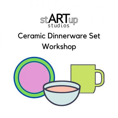 Ceramic Dinnerware Set Workshop (Sundays)