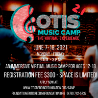 Otis Music Camp (OMC 2.1: The Virtual Experience)