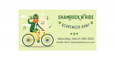 Shamrock 'n' Ride Scavenger Hunt