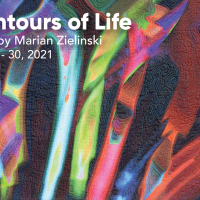 Contours of Life: Work by Marian Zielinski