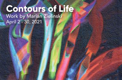 Contours of Life: Work by Marian Zielinski