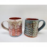 April 10th Textured Mug Class