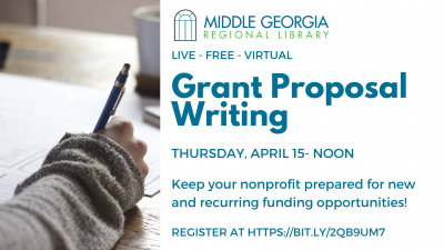 Intro to Grant Proposal Writing