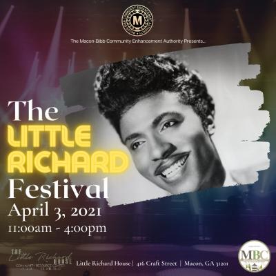 The Little Richard House Festival
