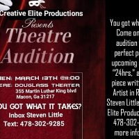 THEATRE AUDITIONS