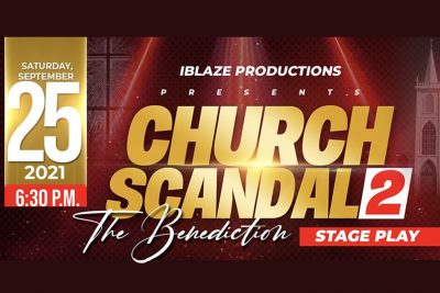 Church Scandal - The Benediction