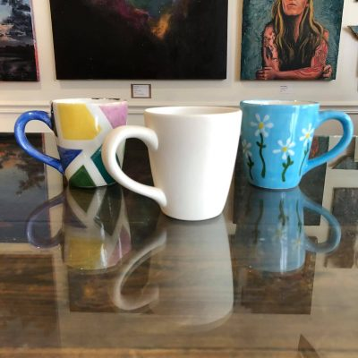 Mug Painting at Z Beans