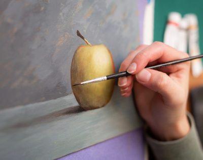 Oil Painting: Beginning & Intermediate