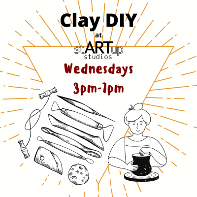 Clay DIY on Wednesdays