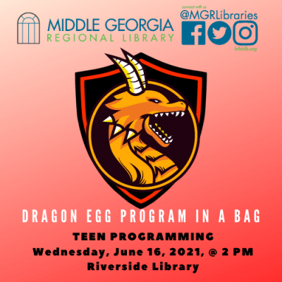DRAGON EGG PROGRAM IN A BAG