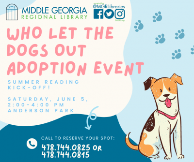 Who Let the Dogs Out? Adoption Event and Summer Re...