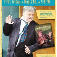 Gallery West May First Friday Book Signing and Reception