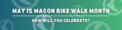Bike Walk Month