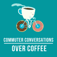 Commuter Conversations over Coffee - My Bike Photo Series (Zoom)