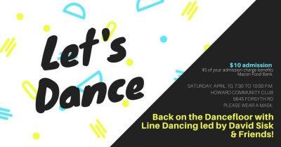 USA Dance Chapter #6059 Line Dancing
