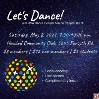 Let's Dance (Again) (USA Dance Chapter#6059)