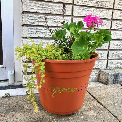 Porch Planter Workshop