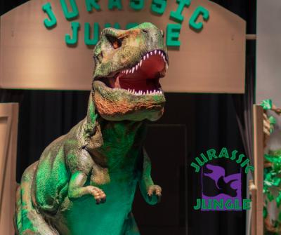 Macon Jurassic Jungle LIVE