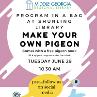 Make Your Own Pigeon