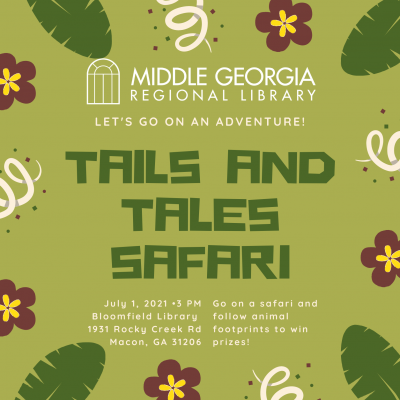 Tails and Tales Safari