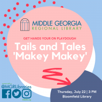 Tails and Tales Bloomfield Finale Makey Makey