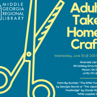 Adult Take Home Craft