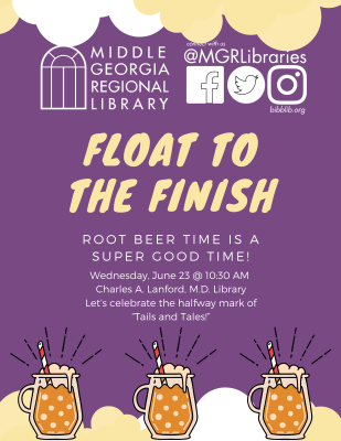 Float to the Finish
