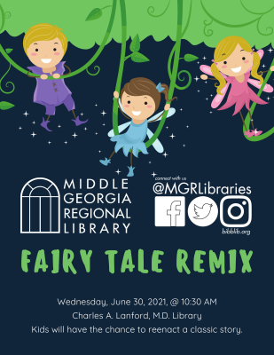 Storytime: Fairy Tale Remix