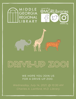 Drive-Up Zoo