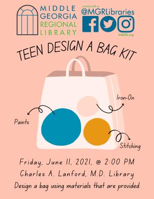 Teen Design A Bag Kit