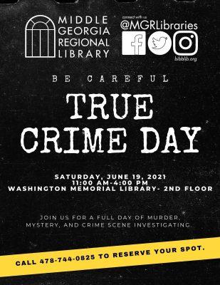 True Crime Day
