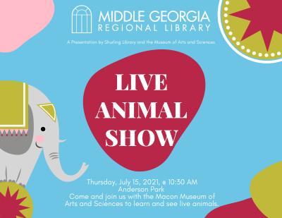Live Animal Show