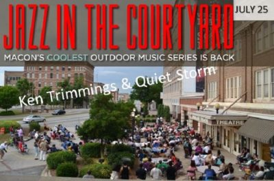 Jazz In The Courtyard Presents...