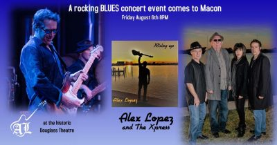 Rocking Blues Concert comes to Macon