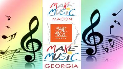 MAKE MUSIC DAY MACON, JUNE 21