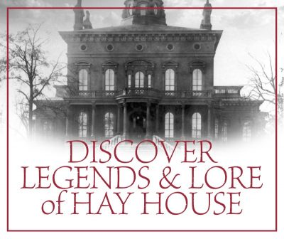 First Friday Legends and Lore Tour