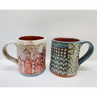 July 24th Textured Mug Class