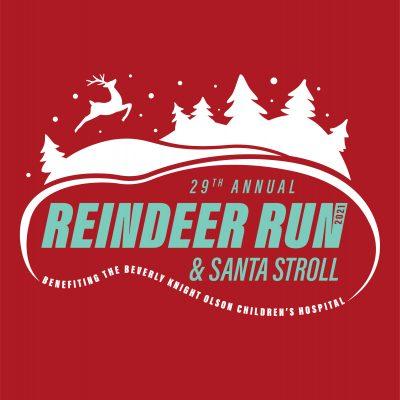 Reindeer Run and Santa Stroll