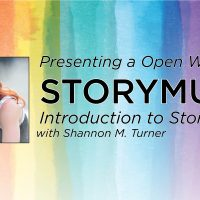 FREE Introduction to Storytelling Workshop w/ Shannon Turner