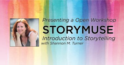 FREE Introduction to Storytelling Workshop w/ Shan...