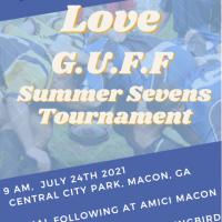 Macon Love G.U.F.F Summer 7's Rugby Tournament
