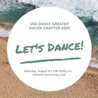 Let's Dance (USA Dance Chapter#6059)