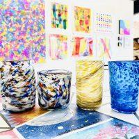 Blown Glass Cup Workshop